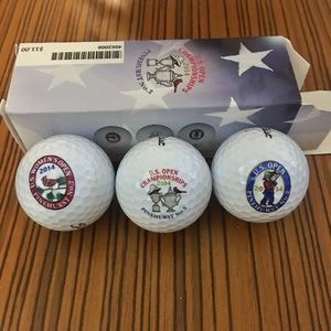 Titleist U.S. Open 2014 Championship Golf Balls
